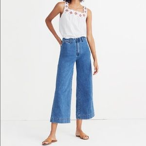 Madewell High Waist Jeans Size 32